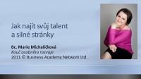 Jak najít svůj talent a silné stránky