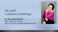 Jak uspět v síťovém marketingu