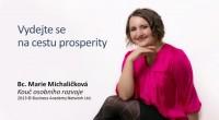 Vydejte se na cestu prosperity
